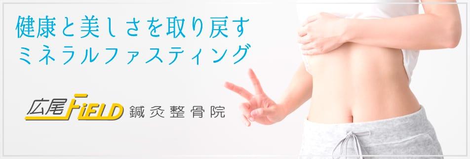 広尾FIELD鍼灸整骨院/ファスティング・ダイエット/不妊・妊活/美しさと健康を同時に手に入れる